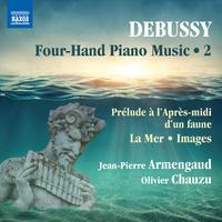 ドビュッシー: 4手のためのピアノ作品集 第2集