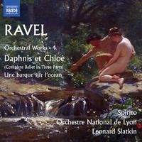 ラヴェル: 管弦楽作品集 第4集 「ダフニスとクロエ」