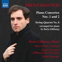 ショスタコーヴィチ: ピアノ協奏曲第1番/第2番
