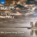 ブラームス: 弦楽四重奏曲第1番/第2番/ニュージーランド弦楽四重奏団