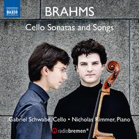 ブラームス: チェロ・ソナタとチェロで奏でる歌曲集