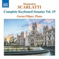 ドメニコ・スカルラッティ: 鍵盤のためのソナタ集 第19集