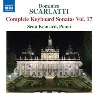 ドメニコ・スカルラッティ: 鍵盤のためのソナタ集 第17集