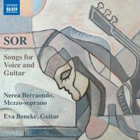 ソル: ギター伴奏による歌曲集