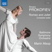 プロコフィエフ: バレエ音楽「ロメオとジュリエット」