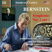 バーンスタイン: 交響曲第1番「エレミア」/交響曲第2番「不安の時代」
