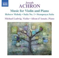 アクロン: ヴァイオリンとピアノのための作品集
