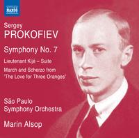 プロコフィエフ: 交響曲第7番/他