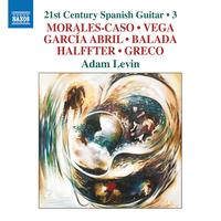 21世紀スペインのギター作品集 第3集