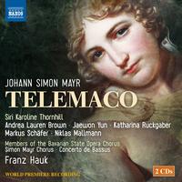 マイール: 音楽劇「テレマーコ」