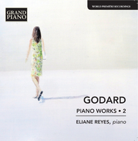 ゴダール: ピアノ作品集 第2集