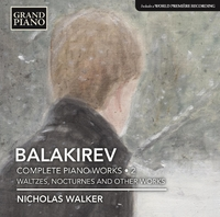 バラキレフ: ピアノ作品全集 第2集