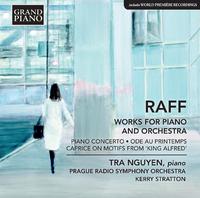 ラフ: ピアノとオーケストラのための作品集