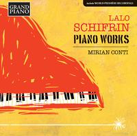 ラロ・シフリン: ピアノ作品集