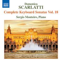 D.スカルラッティ: 鍵盤のためのソナタ全集 第18集