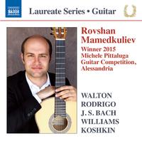 期待の新進演奏家シリーズ/ロヴシャン・マメドクリエフ ギター・リサイタル