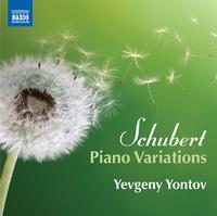 シューベルト: ピアノのための変奏曲集