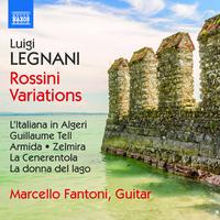レニャーニ: ロッシーニによる変奏曲集