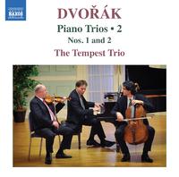ドヴォルザーク: ピアノ三重奏曲集 第2集
