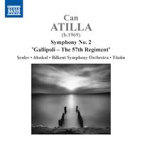 アッティラ: 交響曲第2番 ハ短調「ガリポリ - 第57連隊」(2014)