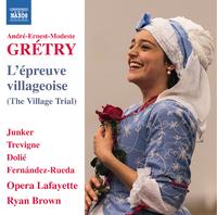 A.E.M.グレトリ: 歌劇「村の試練」