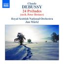 ドビュッシー: 管弦楽作品全集 第8集 24の前奏曲(P.ブレイナーによる管弦楽編曲版)/ロイヤル・スコティッシュ・ナショナル管弦楽団/準・メルクル(指揮)