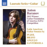 期待の新進演奏家シリーズ/アントン・バラノフ(ギター) ギター・リサイタル