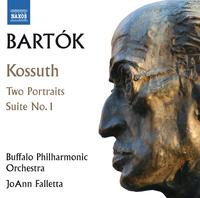 バルトーク: 交響詩「コッシュート」/2つのポートレート/組曲