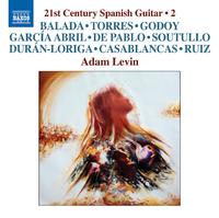21世紀のスペイン・ギター作品集 第2集