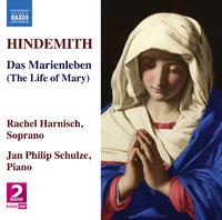 ヒンデミット: マリアの生涯 Op.27(第2稿 1948)