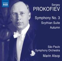プロコフィエフ: 交響曲第3番/スキタイ組曲 他