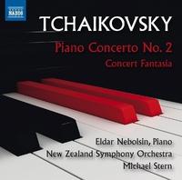 チャイコフスキー: ピアノ協奏曲第2番/協奏的幻想曲