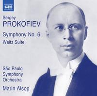 プロコフィエフ: 交響曲第6番/ワルツ組曲