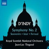 ヴァンサン・ダンディ: 交響曲第2番/思い出 他