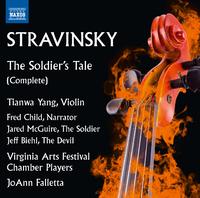 ストラヴィンスキー: 兵士の物語(英語ナレーション、P. バーリンによる改訂版)