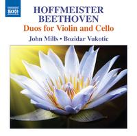 ホフマイスター/ベートーヴェン: 二重奏曲集