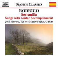 ロドリーゴ: ギター伴奏による歌曲集