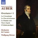 オーベール: 序曲集 第1集/カンヌ管弦楽団/ヴォルフガング・デルナー(指揮)
