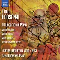 ティボール・ハルシャーニ: パリのハンガリー人