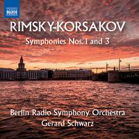 リムスキー=コルサコフ: 交響曲第1番/第3番