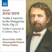 ヨアヒム: ヴァイオリン協奏曲集