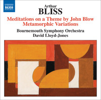 ブリス: ジョン・ブロウの主題による瞑想曲/他