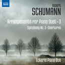 シューマン: ピアノ・デュオのための編曲集 第3集/エッカーレ・ピアノ・デュオ