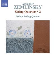 ツェムリンスキー: 弦楽四重奏曲集 第2集