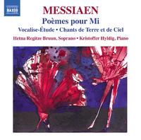 メシアン: ミのための詩/ヴォカリーズ・エチュード/天と地の歌