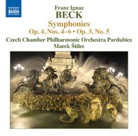 フランツ・イグナツ・ベック: 交響曲集 Op. 4, Nos. 4-6, Op. 3, No. 5