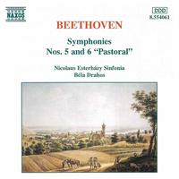 ベートーヴェン: 交響曲第5番「運命」/第6番「田園」