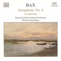 バックス: 交響曲第4番/自然交響詩「ニンフォレプト」/他