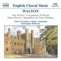 ウォルトン: 合唱曲集