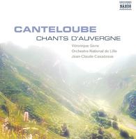 カントルーブ: オーヴェルニュの歌(選集)